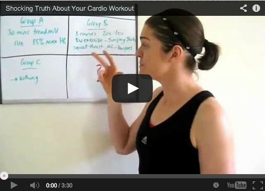 The Shocking Truth About Your Cardio Workout