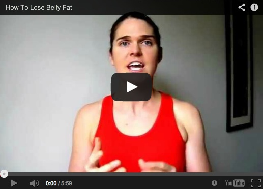 How To Lose Your Belly Fat