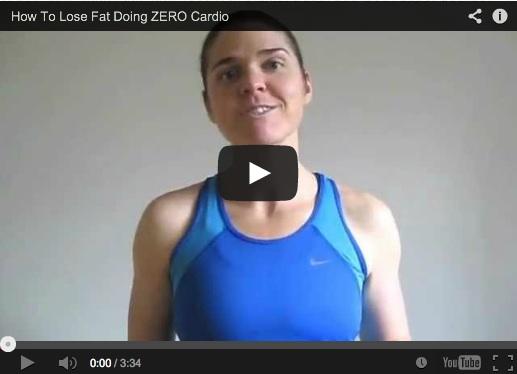 How To Lose Fat Doing ZERO Cardio