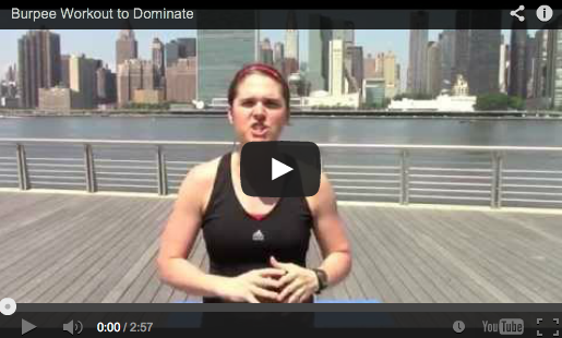 Burpee Workout to Dominate
