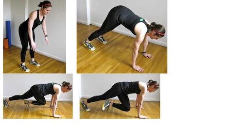Top 4 fat burning bodyweight exercises