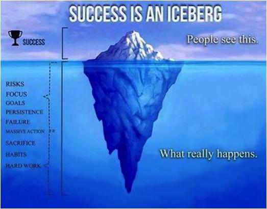 Iceberg Dead Ahead!