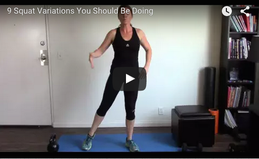 9 Squat Variations You Should Be Doing