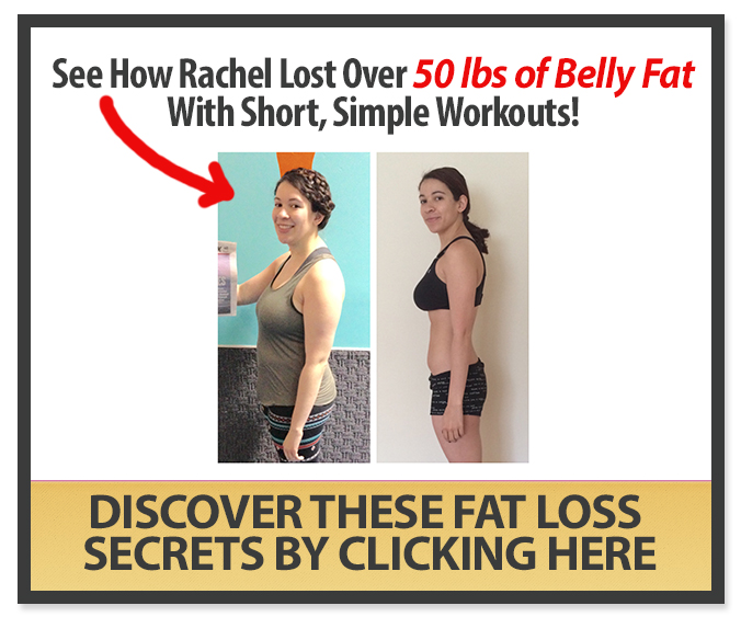 how rachel lost over 50lbs