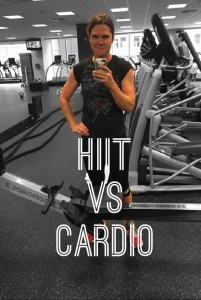 hiit vs cardio