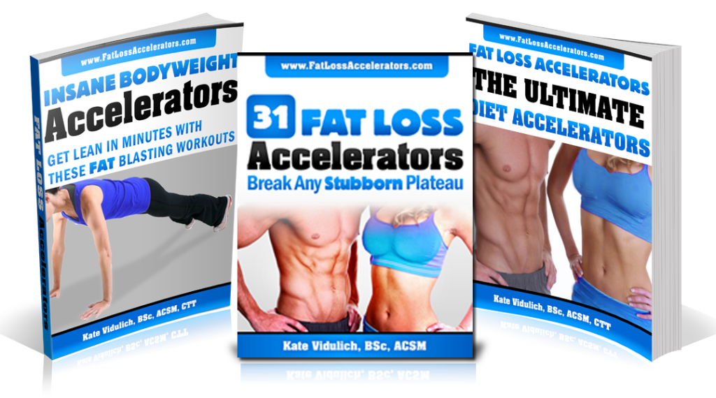 fat loss accelerators package