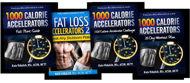1000 Calorie Accelerators